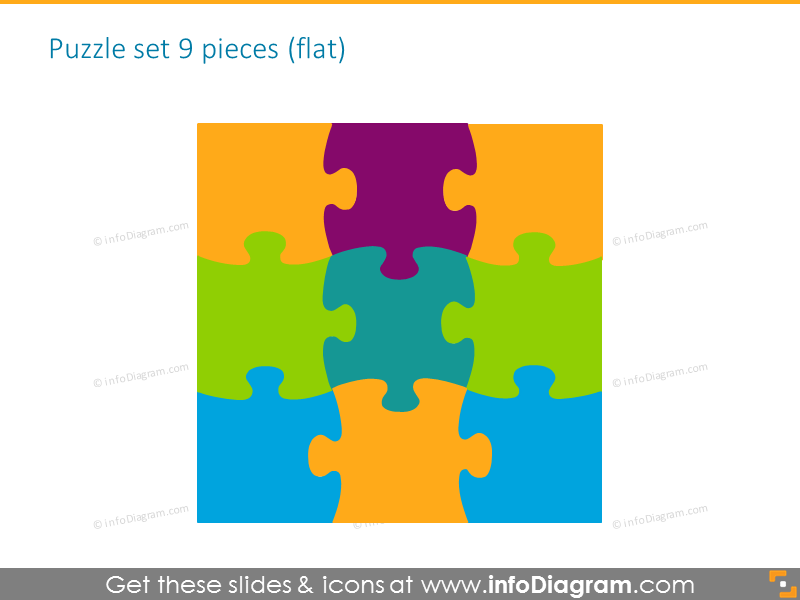 puzzle example 9 parts