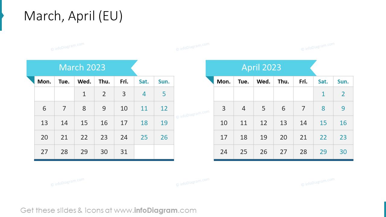 May June 2022 EU Calendar