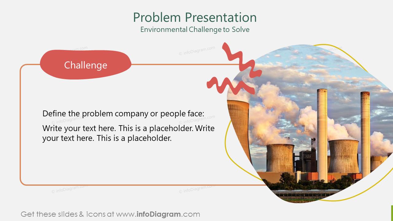 Problem Presentation Environmental Challenge to Solve