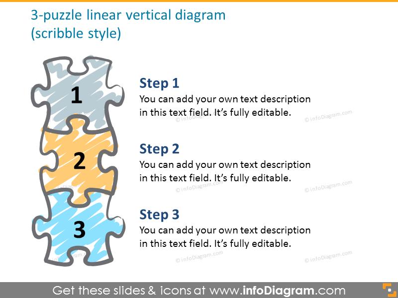 3-puzzle vertical diagram