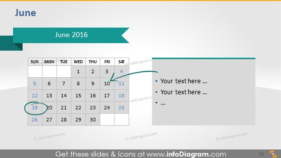 June school plan 2016 slide