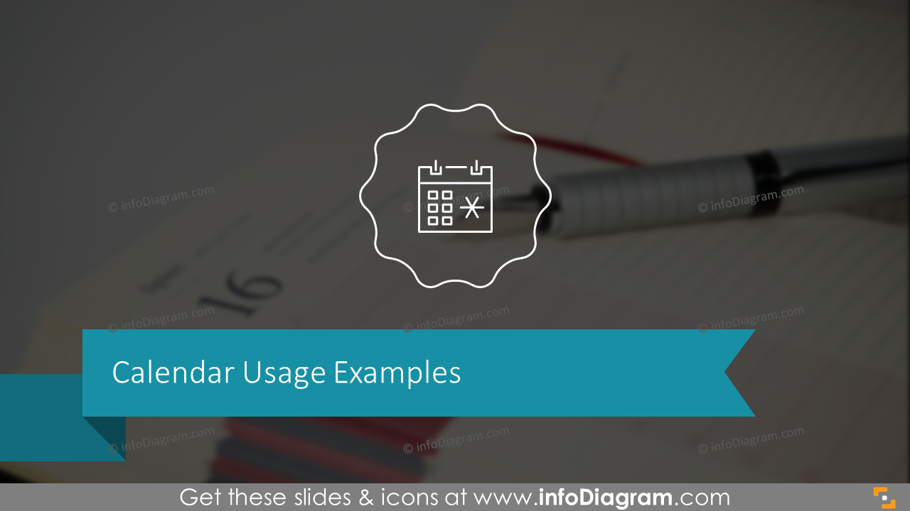 Calendars US Usage Examples