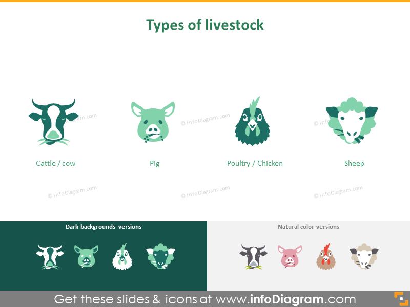 Types of livestock