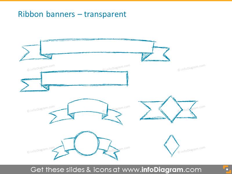 TransparentRibbonbanners