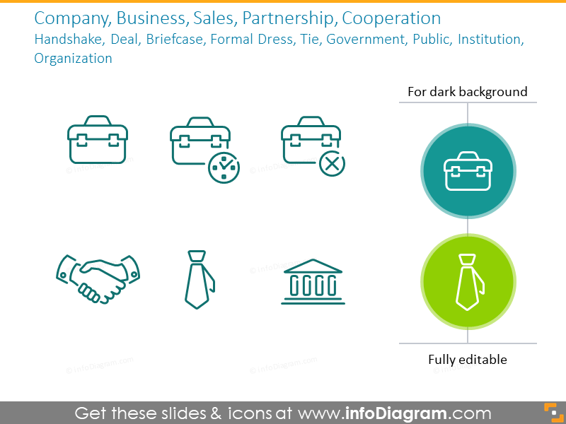 Company, Business, Sales, Partnership, Cooperation
