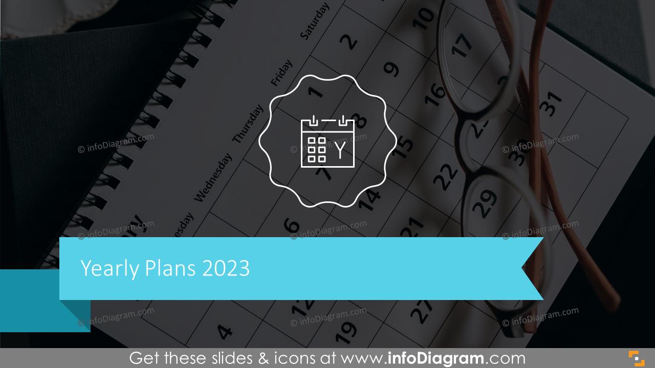 Calendars 2020 EU Year Plan