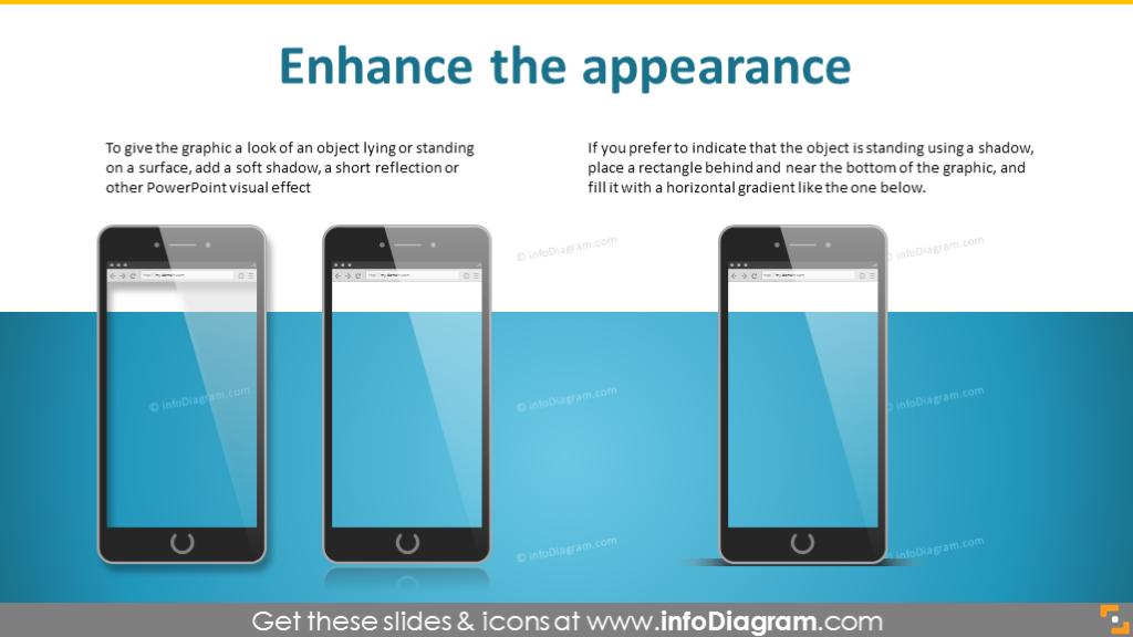 screen desktop mobile cell enhance screen appearance