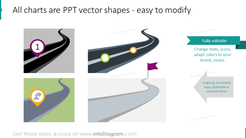 3d-curved-road-map-powerpoint-journey-highway-infographic