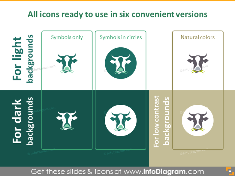 All agriculture icons ready to use