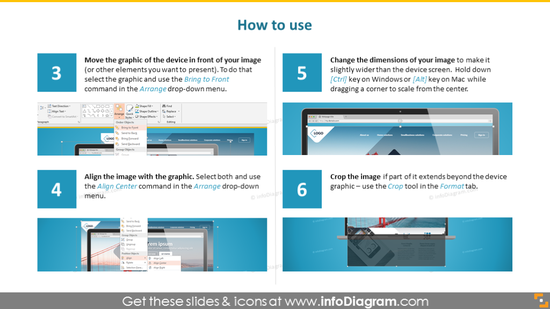 howto design use image ppt
