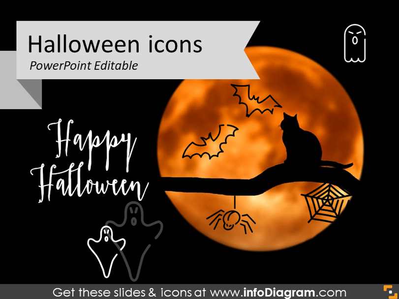 Seasonal Icons - Halloween