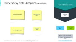 Sticky notes graphics