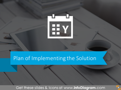 implementation plan - boardmeeting ppt template