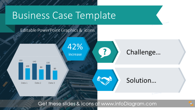 Business Case Presentation (PPT Template)