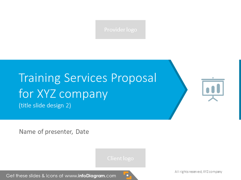 Business proposal template for training services