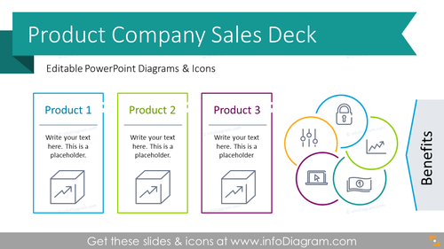 Product Company Sales Presentation (PPT Template)
