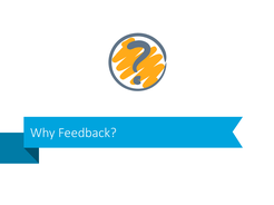 why feedback reason transition powerpoint slide stripe graphics