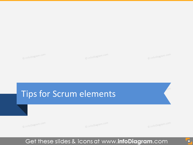 Tips for Scrum Elements