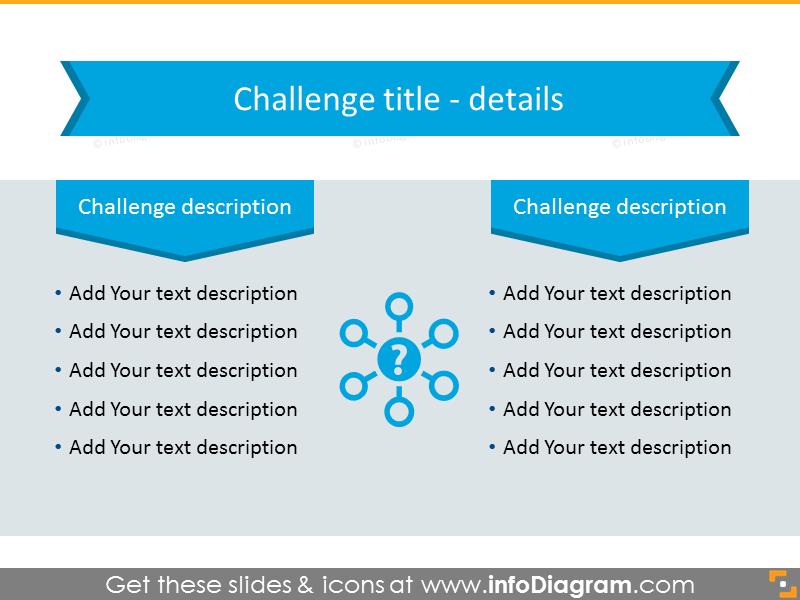 Challenge details - conference presentationppt template