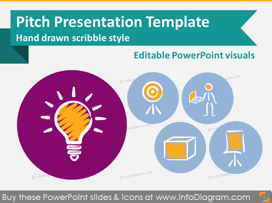 Pitch Presentation Investor Deck Template