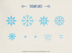 scribble xmas pictograms star bauble tree