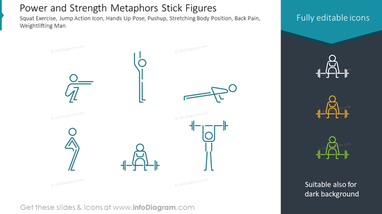 people-activities-stick-figures-human-body-sport-dynamic-position-action-person-emotions-poses-stick-figures-outline-behaviour-business-interactions-metaphor-symbol-icons-vector-PPT-template